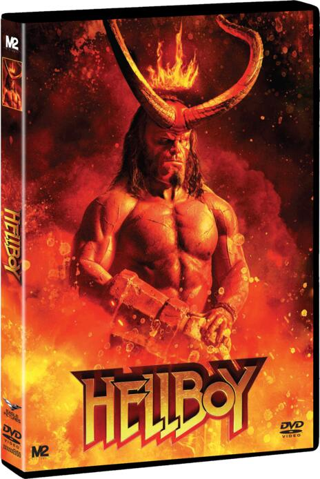 Hellboy. Con card da collezione (DVD) di Neil Marshall - DVD