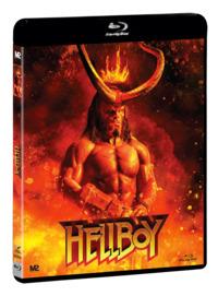 Cover Dvd Hellboy. Con card da collezione (DVD + Blu-ray)