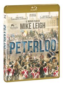 Peterloo (Blu-ray) di Mike Leigh - Blu-ray