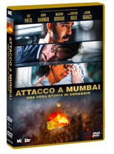 Attacco a Mumbai. Una vera storia di coraggio (DVD) di Anthony Maras - DVD