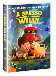 A spasso con Willy (DVD) di Eric Tosti - DVD