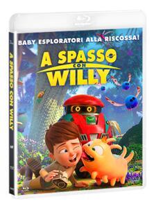 A spasso con Willy (Blu-ray) di Eric Tosti - Blu-ray