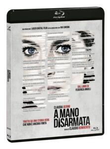 A mano disarmata (DVD + Blu-ray) di Claudio Bonivento - DVD + Blu-ray