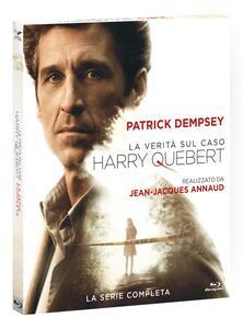 La verità sul caso Harry Quebert. Serie TV ita (3 Blu-ray) di Lynnie Greene,Richard Levine - Blu-ray