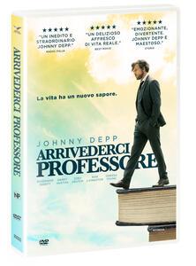 Arrivederci professore (DVD) di Wayne Roberts - DVD
