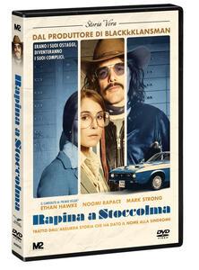 Rapina a Stoccolma (DVD) di Robert Budreau - DVD