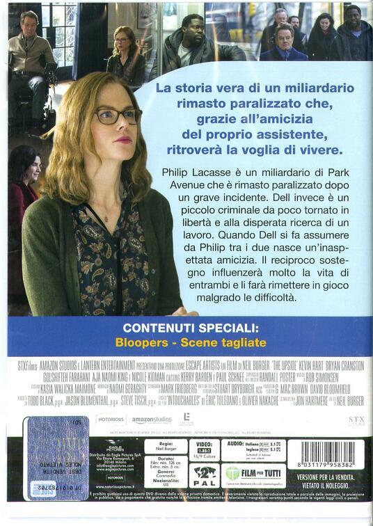 Sempre amici (DVD) di Neil Burger - DVD - 2