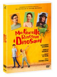 Cover Dvd Mio fratello rincorre i dinosauri (DVD)