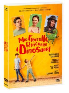 Mio fratello rincorre i dinosauri (DVD) di Stefano Cipani - DVD
