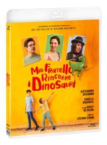 Mio fratello rincorre i dinosauri (DVD + Blu-ray) di Stefano Cipani - DVD + Blu-ray