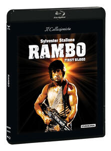 Film Rambo (DVD + Blu-ray) Ted Kotcheff