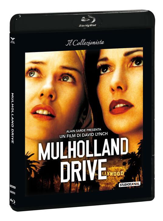 Mulholland Drive (DVD + Blu-ray) di David Lynch - DVD + Blu-ray