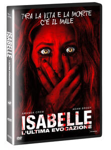 Isabelle. L'ultima evocazione (DVD) di Robert Heydon - DVD