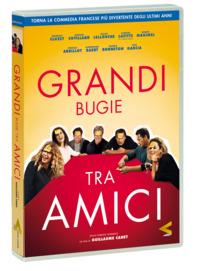 Cover Dvd Grandi bugie tra amici (DVD)