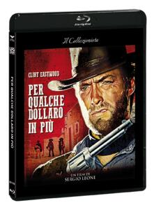 Film Per qualche dollaro in più (DVD + Blu-ray) Sergio Leone