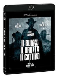 Cover Dvd Il buono, il brutto, il cattivo (DVD + Blu-ray)