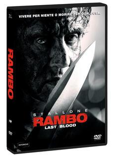 Film Rambo. Last Blood (DVD) Adrian Grunberg