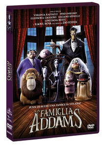 La famiglia Addams (DVD) di Conrad Vernon,Gref Tiernan - DVD