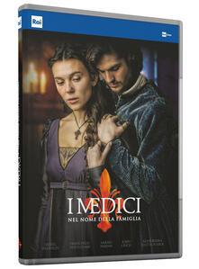 I Medici. Nel nome della famiglia. Stagione 3. Serie TV ita (DVD) di Nicholas Meyer,Frank Spotnitz - DVD