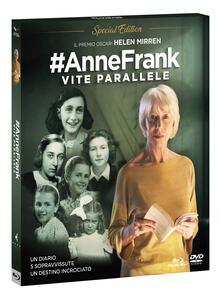 #Anne Frank. Vite parallele. Special Edition con Booklet (DVD + Blu-ray) di Sabina Fedeli,Anna Migotto - DVD + Blu-ray