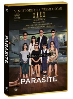 Film Parasite (DVD) Bong Joon Ho