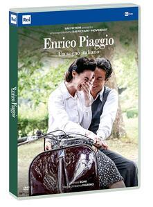 Enrico Piaggio. Un sogno italiano (DVD) di Umberto Marino - DVD