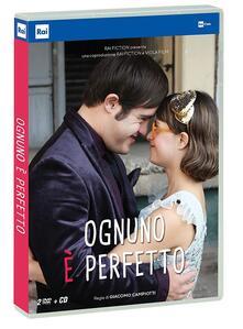 Ognuno è perfetto. Serie TV ita. Con CD (2 DVD) di Giacomo Campiotti - DVD