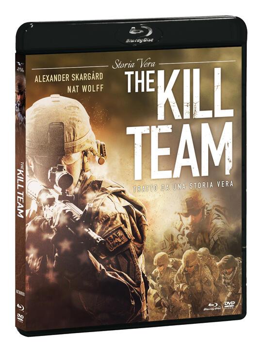The Kill Team (Blu-ray + DVD) di Dan Krauss - DVD + Blu-ray