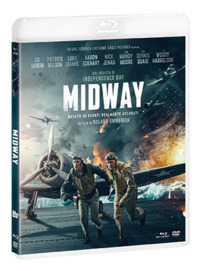 Cover Dvd Midway (Blu-ray)