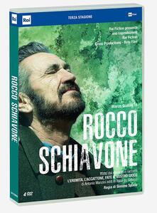 Rocco Schiavone. Stagione 3. Serie TV ita (4 DVD) di Simone Spada - DVD