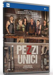 Pezzi unici. Serie TV ita (3 DVD) di Cinzia TH Torrini - DVD