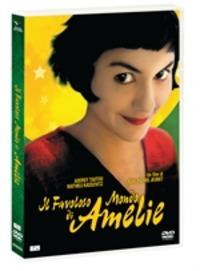 Cover Dvd Il favoloso mondo di Amelie (DVD)