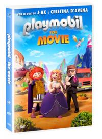 Cover Dvd Playmobil. The Movie. Con Booklet gioca e colora (DVD)
