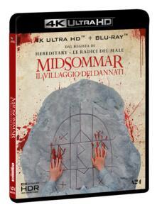 Midsommar (Blu-ray + Blu-ray Ultra HD 4K) di Ari Aster - Blu-ray + Blu-ray Ultra HD 4K