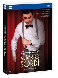Permette? Alberto Sordi (DVD) di Luca Manfredi - DVD