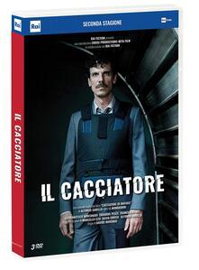 Il cacciatore. Stagione 2. Serie TV ita (3 DVD) di Stefano Lodovichi,Davide Marengo - DVD