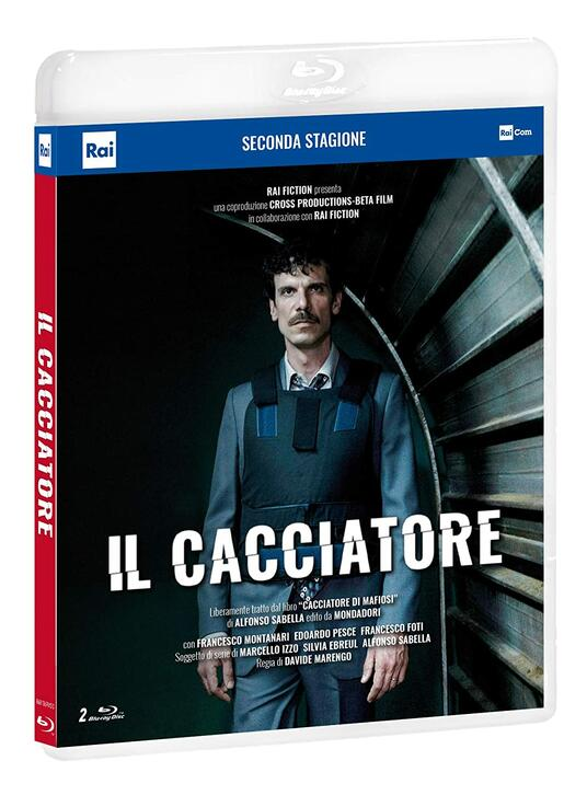 cacciatore. Stagione 2. Serie TV ita (2 Blu-ray) di Stefano Lodovichi,Davide Marengo - Blu-ray