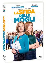 Cover Dvd La sfida delle mogli (DVD)