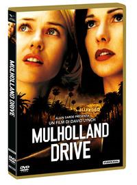 Cover Dvd Mulholland Drive (DVD con calendario 2021)