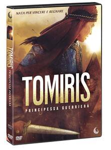 Tomiris. Principessa guerriera (DVD) di Akan Satayev - DVD