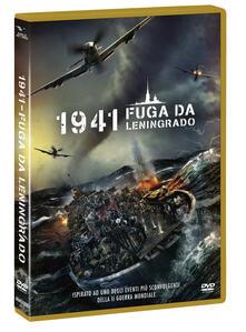 1941. Fuga da Leningrado (DVD) di Aleksey Kozlov - DVD