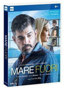 Mare fuori (3 DVD) di Carmine Elia - DVD