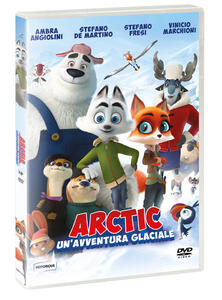 Film Arctic. Un'avventura glaciale (DVD) Aaron Woodley