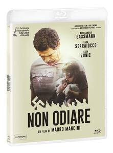 Non odiare (Blu-ray) di Mauro Mancini - Blu-ray