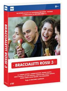 Braccialetti rossi. Stagione 3. Serie TV ita (4 DVD) di Giacomo Campiotti - DVD
