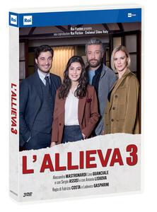 Film L' allieva. Stagione 3. Serie TV ita (3 DVD) Fabrizio Costa
