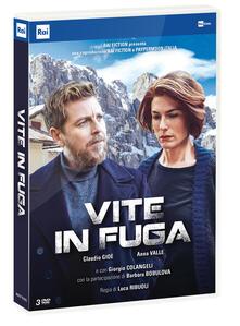 Vite in fuga (3 DVD) di Luca Ribuoli - DVD