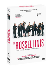 Cover Dvd The Rossellinis (DVD)