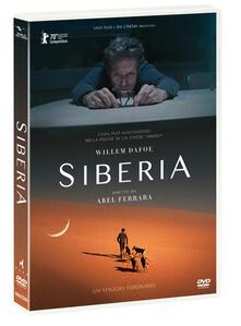 Siberia (DVD) di Abel Ferrara - DVD