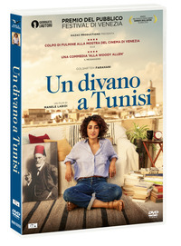 Cover Dvd Un divano a Tunisi (DVD)